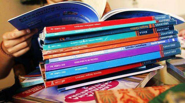La AMPA del IES Europa organiza el mercadillo de libros 2021